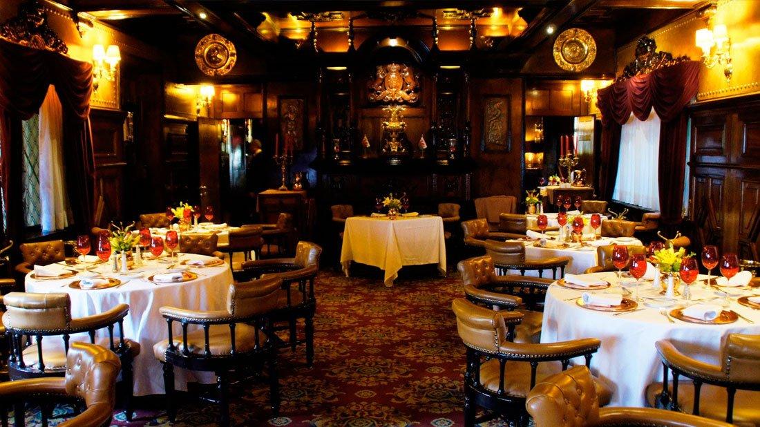 Restaurant Winston Paris